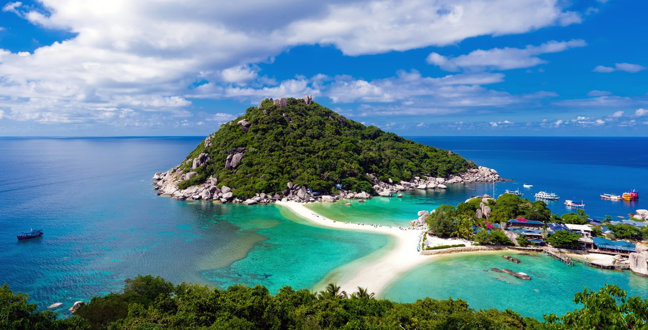 An amazing Thai Island