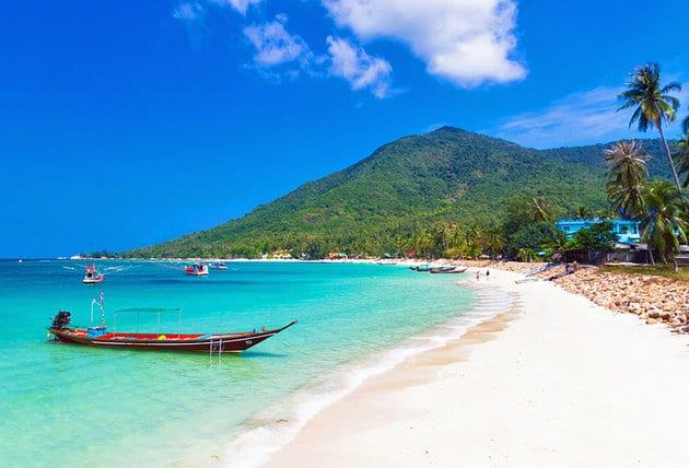 An amazing island in Thailand