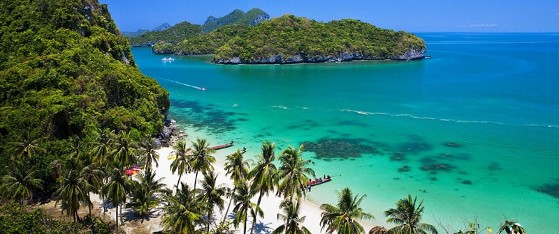 An Amazing Island of Thailand