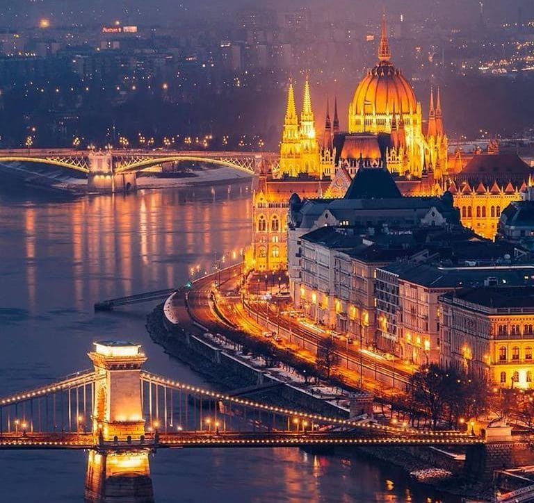First up is Budapest.