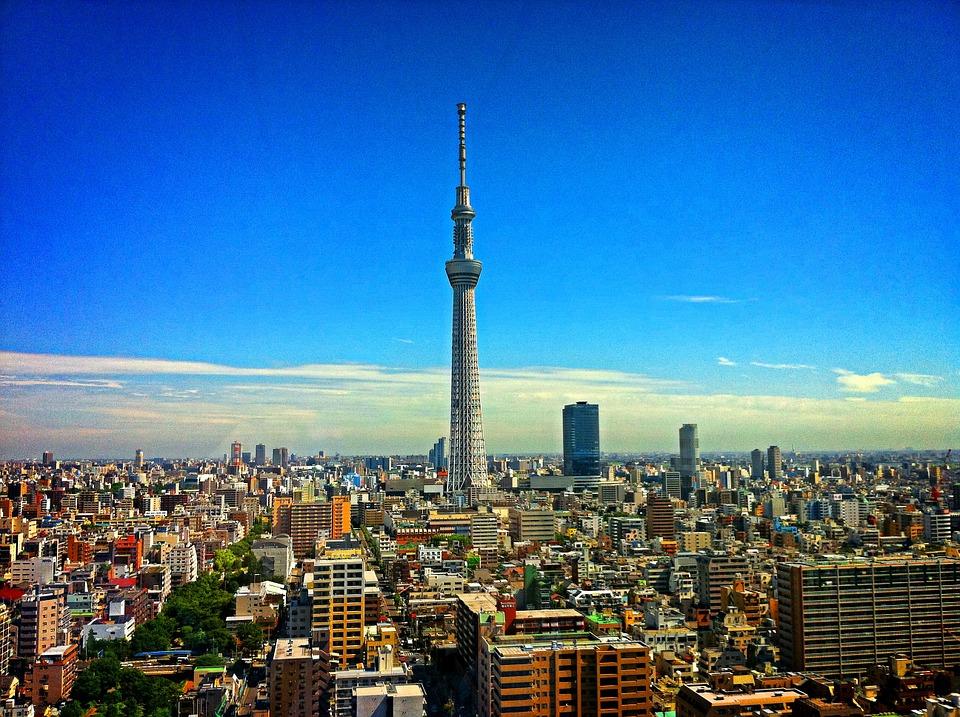 Tokyo is incredible.