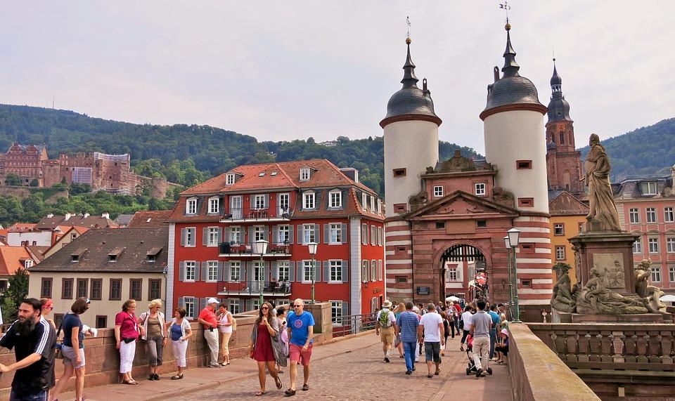 Heidelberg Old City