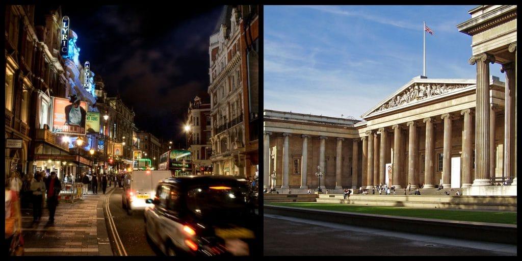 London Bucket List; 12 things to do in London before you die.
