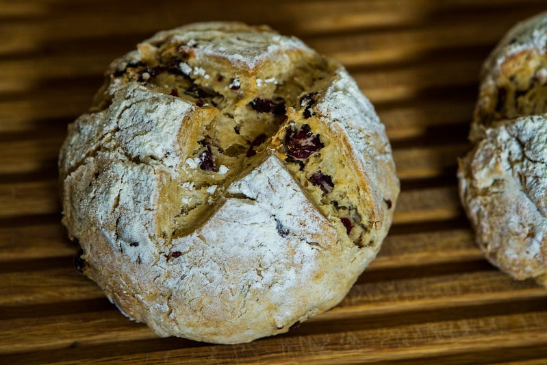 Soda bread is one of the best Irish foods on this list.