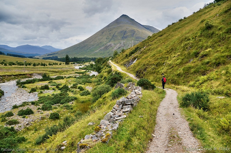 A drive along the West Highland way is one of the standout parts of the Scotland Bucket List.
