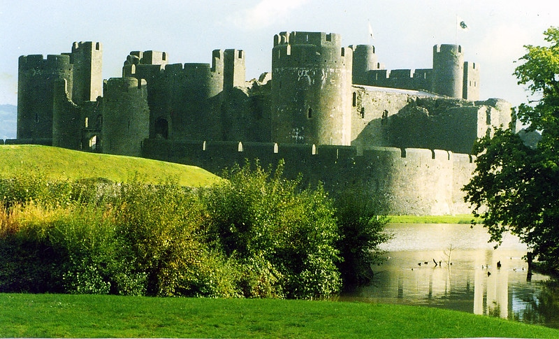 Visiting any of the 600 castles in Wales is one of the best things to do in the UK.