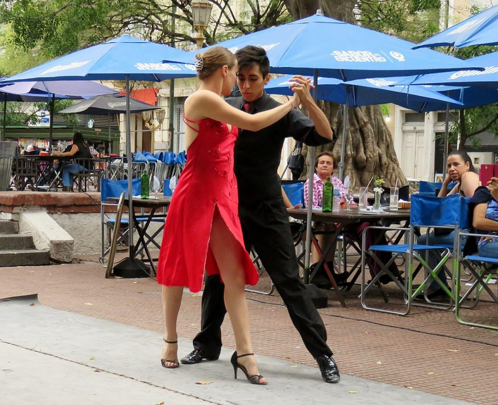Learn the tango in Argentina – for those who love to dance.