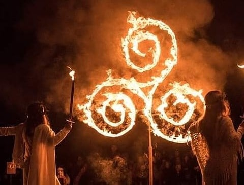 Bealtaine is a very important Celtic holiday of the year.