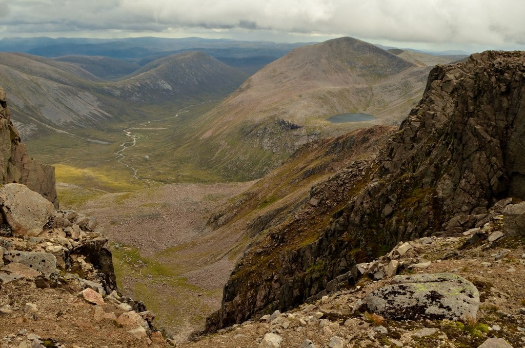 Cairngorm Mountains National Park – explore the heart of the Scottish Highlands.