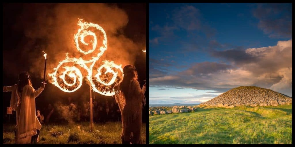 The eight important and sacred Celtic holidays of the year
