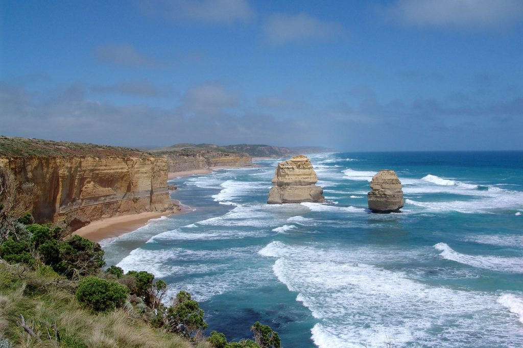 Drive the Great Ocean Road – one of the world's most scenic coastal drives.