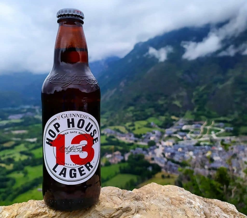 Hop House 13 Lager – a modern lager.