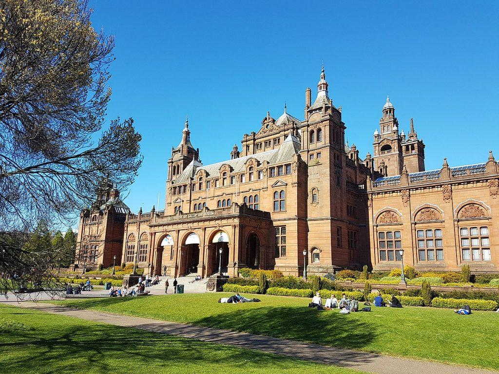 The Kelvingrove Art Gallery & Museum is 20th on the Scotland Bucket List.