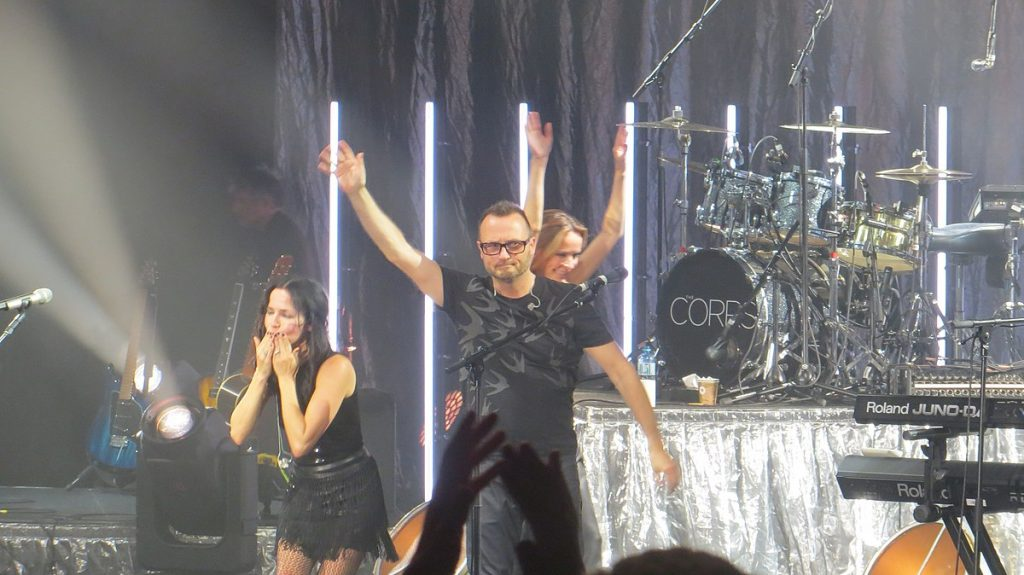 The Corrs rank highly on the list of the best Irish bands.