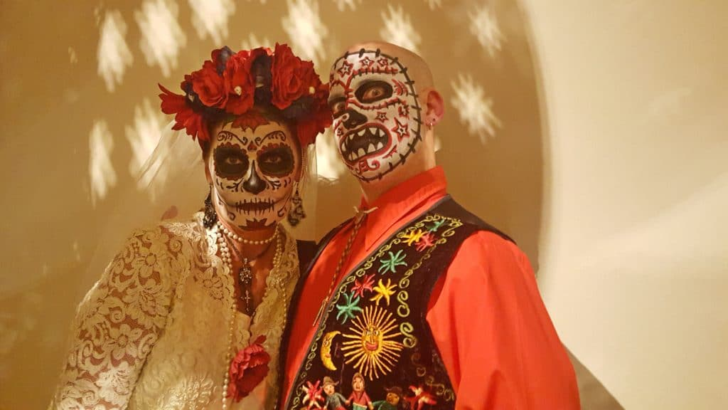 Day of the Dead is another of the top cultural celebrations everyone needs to experience, it takes place in Mexico.