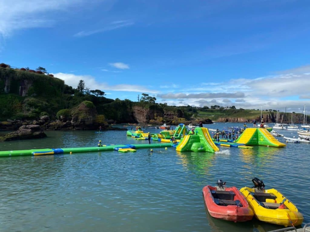 Dunmore Adventure is another of our top theme parks in Ireland.
