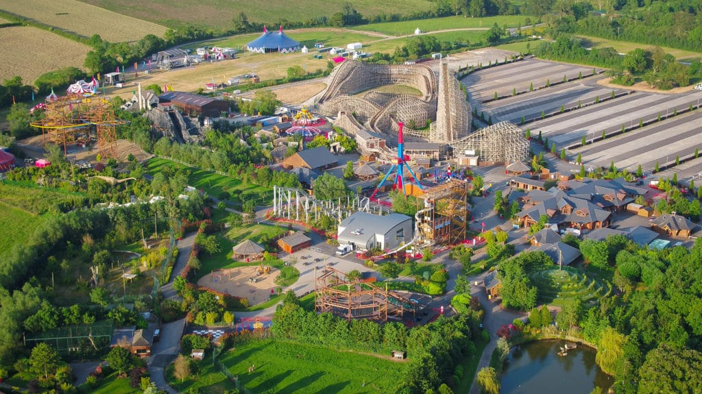 Tayto Park is another of the top theme parks in Ireland.