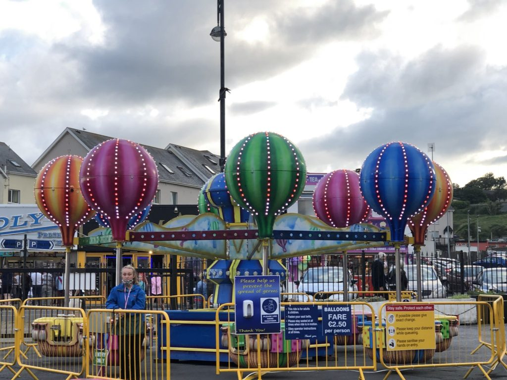 Seasonal Tramore Amusement Park is a must-visit place of adventure for the whole family.