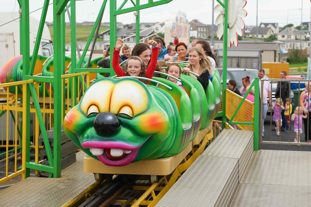 Looking another of the top theme parks in Ireland, check out Bundoran Adventure park.