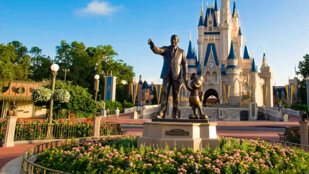 Florida has one of the best Disney resorts, or so says our Disneyland guide.