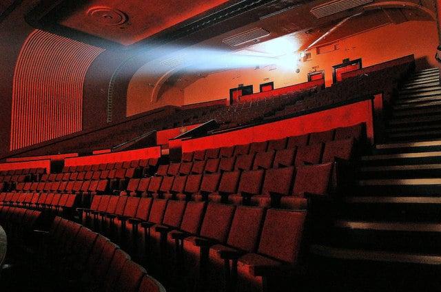 No cinema on a Sunday in Northern Ireland.