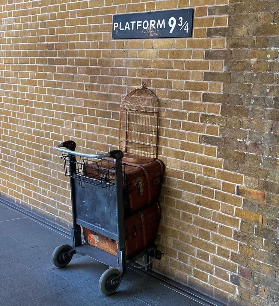 One of the best walking tours in London is the Harry Potter Walking Tour.