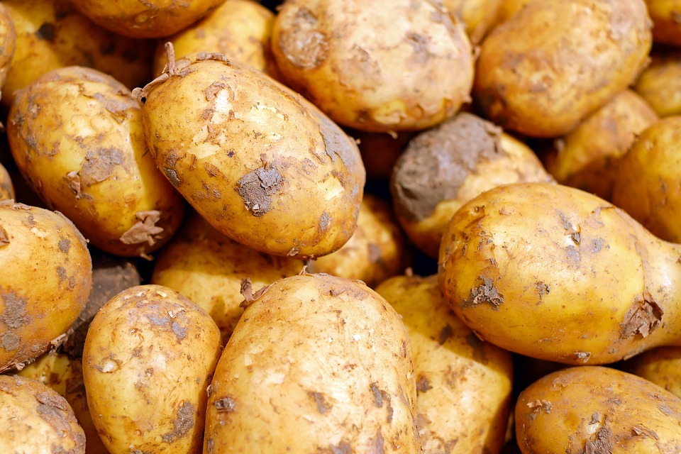 Potatoes are another of the Irish cultural traditions we all love.