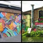 Top 10 best places for street art in London
