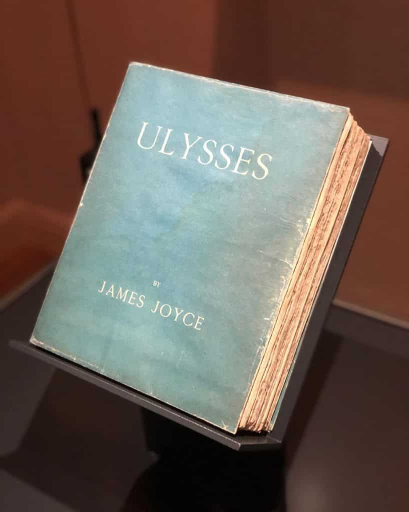 Ulysses is a great read, and many great literary greats come from Ireland.