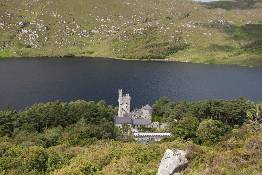 Glenveagh Castle in County Donegal is a must visit.