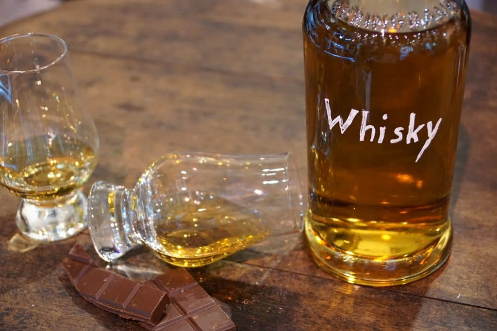 Whiskey is very important in Ireland.