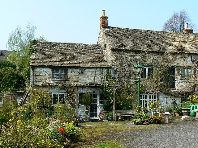 The Ancient Ram Inn is one of the most haunted houses in the world.