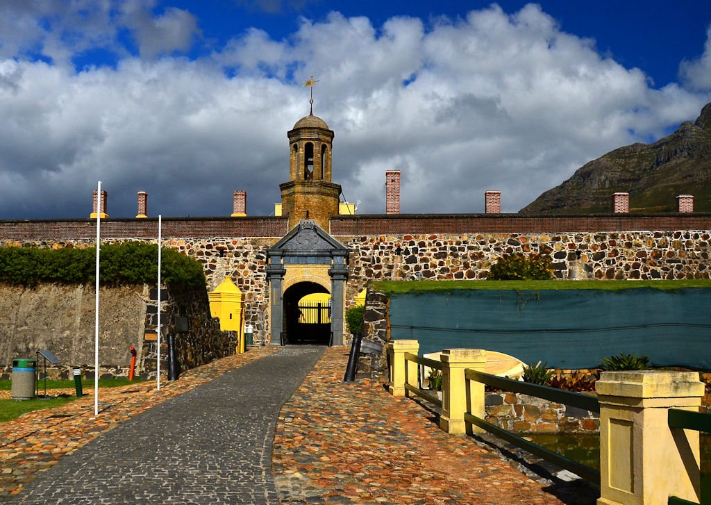 The Castle of Good Hope in South Africa has a terrifying past.